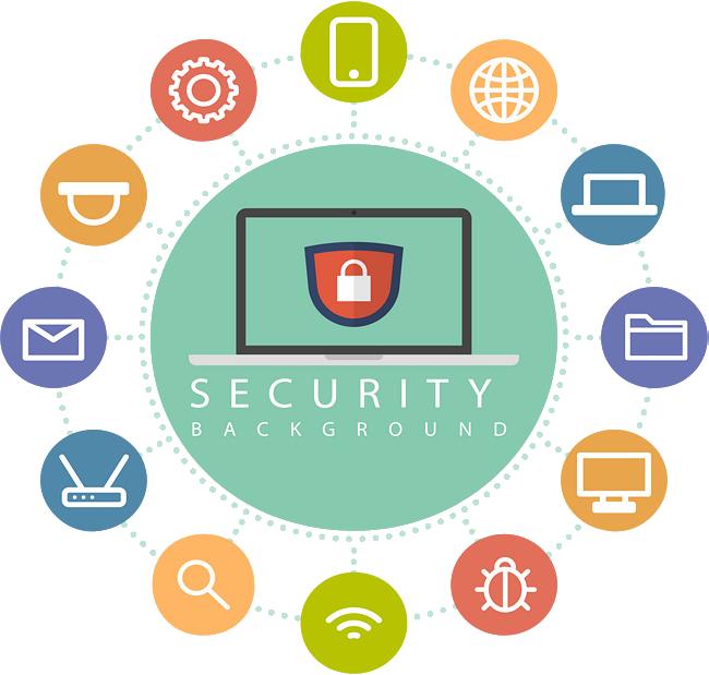 أمان واستقرار الشبكة